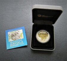 Koala 2014 -  silver gilded