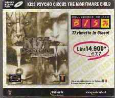 KISS PSYCHO CIRCUS the nightmare child -ITALIANO-pc cd rom  u