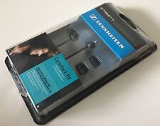 NEW Sennheiser CX200 Twist to Fit Earbuds Headphones Sound Isolating Black USA
