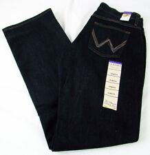 Wrangler Q-BABY boot cut Dark Dynasty Stretch Womens Jeans WRQ20DD