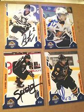 Gabriel Gagne SIGNED Custom Photo Card VICTORIAVILLE TIGRES / OTTAWA SENATORS #2