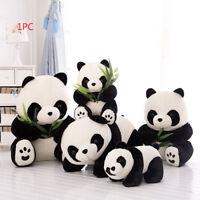 9/10/12/16cm Super Cute Stuffed Kid Animal Soft Plush Panda Gift Present Toy