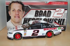 Brad Keselowski #2 Discount Tire Ford Fusion 1/24 NASCAR Die-cast
