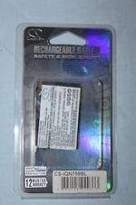 CAMERON SINO Batterie GPS Garmin Nuvi 750 - 010-00583-00 CS-IQ