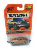 Matchbox MBX Superfast 1999 No 39 Chrysler Atlantic braun USA exlusiv Modell