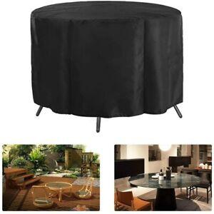 Heavy Duty Garden Patio Furniture Cover Waterproof Outdoor Large Rattan Table K