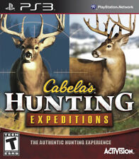 Cabela''s Hunting Expeditions PS3 New PlayStation 3, Playstation 3