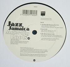 "JAZZ JAMAICA MOTORCITY ROOTS 2005 UK 12""  ALBUM SAMPLER DUNE DUNEVY002"