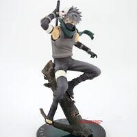 Naruto Hatake Kakashi Anime Manga Figuren Figure Figur Set H:24cm PVC + Box