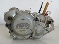 Bottom End Transmission Crank Case Engine Motor Fits 2005 KTM 450 MXC-G