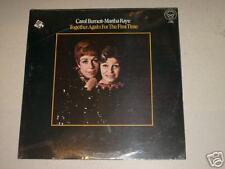 SEALED Carol Burnett Martha Raye Together Again LP