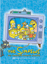 The Simpsons ~ The Complete Season 4 Four Fourth Season  Brand New DVD