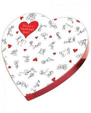 Valentines Day Candy Heart Box Fornicating Stick Figures Couples Funny Love Sex