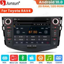 Dab+ Android 10.0 For Toyota Rav4 2006-2012 Car Radio Player Gps Navigation Dsp