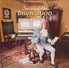Wendy Carlos-Switched-On Bach 2000 [CD]