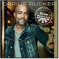 DARIUS RUCKER - TRUE BELIEVERS NEW CD