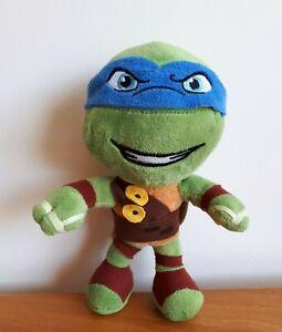 Teenage Mutant Ninja Turtles Nickelodeon Plush Leonardo Soft Stuffed Toy - 20cm