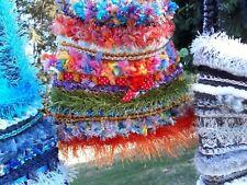 LUNiQUE handmade crochet embellished bag Multi 🌺🌼🌻
