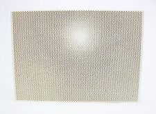 "CERAMIC BOARD HONEYCOMB SOLDERING BOARD PERFORATED 5-1/2"" x 7-3/4"" x 1/2"" LARGE"
