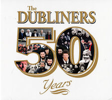 The Dubliners - 50 Years (2012) | NEW SEALED 3CD (Luke Kelly, Ronnie Drew, Folk)