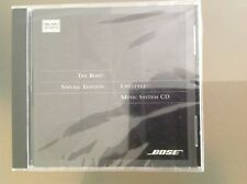 THE BOSE LIFESTYLE MUSIC SYSTEM CD - SPECIAL EDITION - BRAND NEW AND SEALED