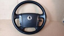 SSANGYONG STAVIC A100 2005 TO 2012.STEERING WHEEL COMPLETE