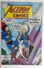 ACTION COMICS #252 COVER PRINT Superman 1st Supergirl