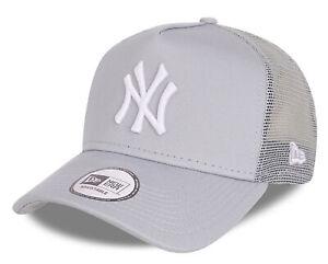 New Era Mesh Trucker Cap New York Yankee Größe: one size
