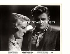 R398 Michael Parks Jocelyn Brando close up Bus Riley's Back in Town 1965 photo