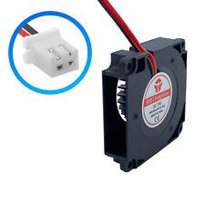 4010 Lüfter Radiallüfter Bauteilkühler Kühler 24V für 3D Drucker Printer Turbine