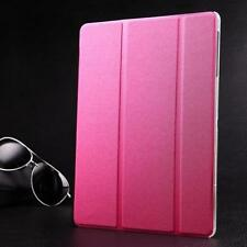"CUSTODIA SMART COVER Integrale per Samsung Galaxy TAB S2 8.0"" T719 2016 Rosa"
