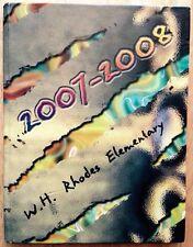 2008 W. H. RHODES ELEMENTARY SCHOOL YEARBOOK, MILTON, FL