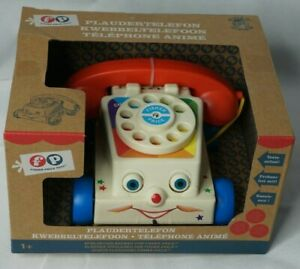Fisher-Price Classics 1694 Chatter Telephone