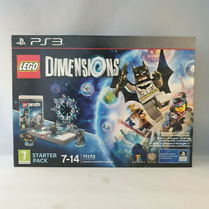Playstation 3 PS3 - Lego Dimensions Starter Pack 71170 NEW SEALED