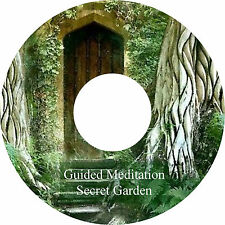 Guided Meditación Jardín Secreto & Adicional Música pista CD Relaxation