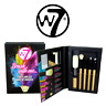 W7 Brush With Me FIVE Flawless Makeup Brushes Set