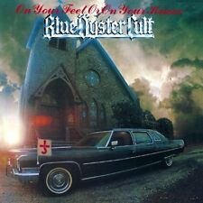 BLUE OYSTER CULT - ON YOUR FEET OR ON YOUR KNEES   CD NEU