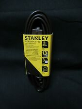Stanley 31152 Cordmax 15 15ft 3-Outlet Indoor Extension Cord