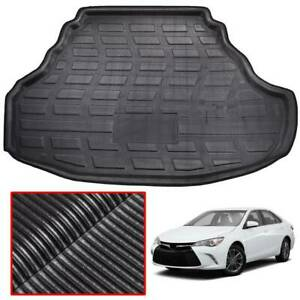 Rear Trunk Boot Liner Cargo Mat Floor Tray For Toyota 2012-2017 Camry Aurion