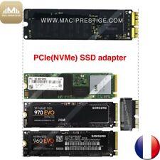 """ ADAPTATEUR SSD PCIE M.2 POUR APPLE MACBOOK PRO RÉTINA 13"""" 15"""" A1398 A1502"""