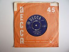 "Unit Four Plus Two Concrete And Clay UK 1965 Decca 7"" Vinyl Single F.12071"