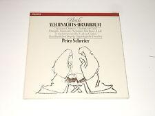 BACH - Weihnachts-Oratorium - 3LP Box - Peter Schreier - Philips DIGITAL