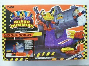 Crash Dummies (en boite) - Canon Crash (Crash Kanon) - Neuf