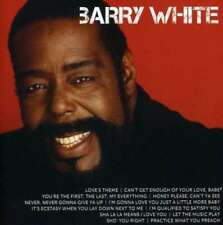 CD musicali, dell'R&B e Soul Barry White