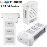 FOR DJI Phantom 2 3 4 Drone Intelligent Flight Battery 4480mAh 5200mAh 5870mAh