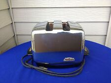 Vtg 1960's Sunbeam T-35 Radiant Control Automatic Toaster Works Super Clean