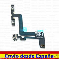 FLEX CABLE BOTONES VOLUMEN SILENCIO MUTE IPHONE 6 PLUS 5.5
