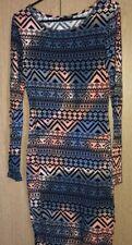 Topshop Aztec Dress