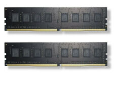 G.Skill Value 4 DIMM Kit 8GB, DDR4-2400, CL15, DDR4 RAM Speicher