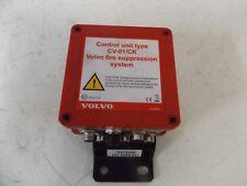 VOLVO LOADER FIRE SUPPRESSION SYSTEM CONTROL UNIT VOE 16878588 NEW OEM L110H 120